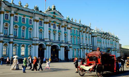 """Fotogallery – """"IN VIAGGIO CON ARCA…"""" – Foto dal mondo: SAN PIETROBURGO – Russia"""