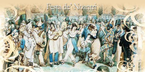 """Continuiamo a """"NAVIGARE"""" con ARCA => """"Curiosità Romane: LA FESTA DE' NOANTRI"""" a cura di Donatella Cerulli"""