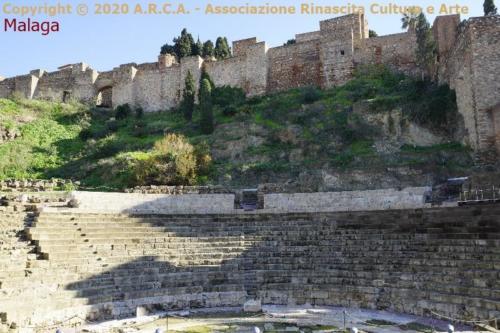 aa - Malaga -Teatro Romano