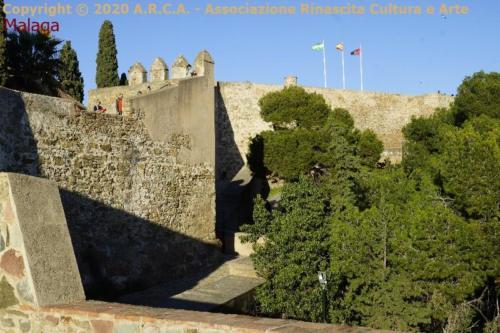 ab - Malaga - Alcazaba