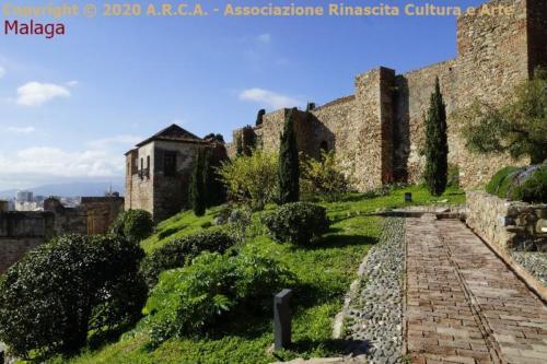 ad - Malaga - Alcazaba