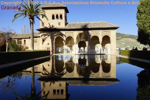 cf - Granada Alhambra