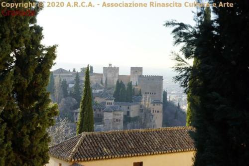 ci - Granada-Alhambra fortezza