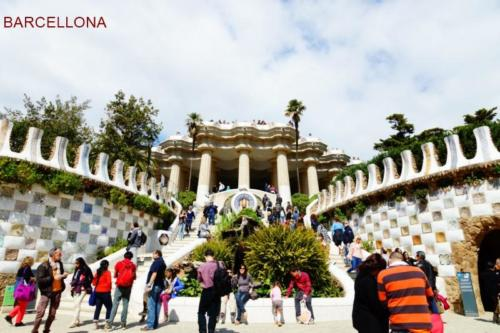 aaa- Barcellona -Park Guell   (2)