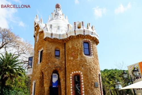 aac- Barcellona Park Guell