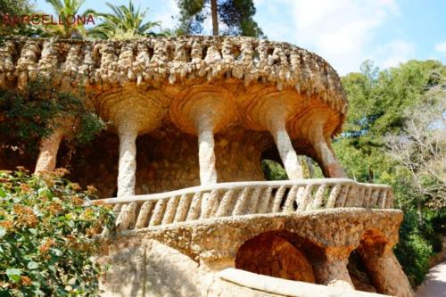 aad- Barcellona - Park Guell.