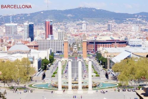 abb- Barcellona Piazza Di Spagna