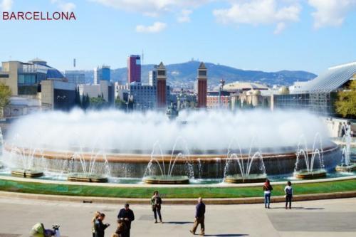 abc- Barcellona - Piazza Di Spagna