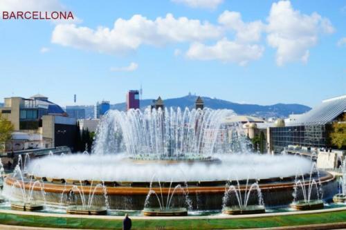abd- Barcellona - Piazza Di Spagna.