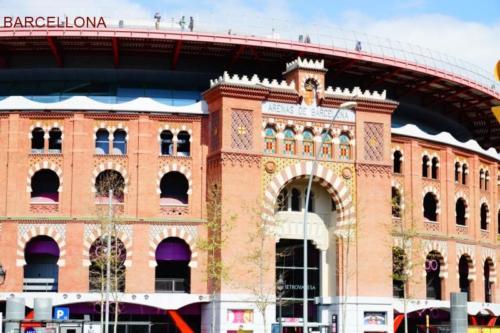 abf- Barcellona -Arena de Toros