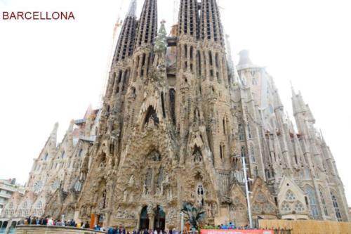 abg- Barcellona Sagrada Familia
