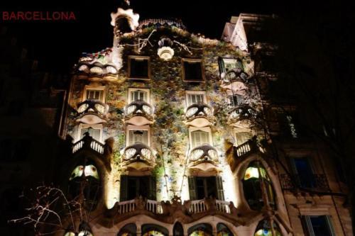 abi- Barcellona- Casa Batllo'