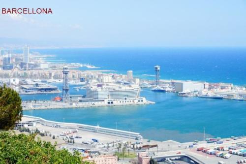 aca- Barcellona - porto