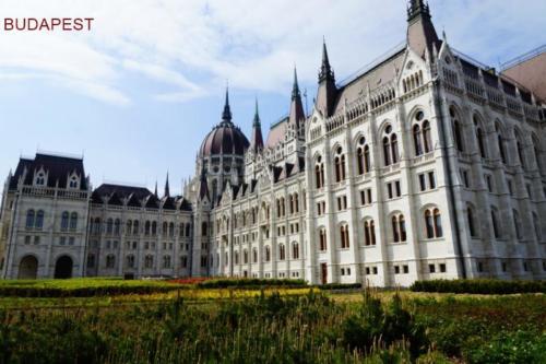 ba - Budapest - Parlamento.