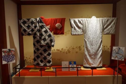 ao- Costumi per rappresentazioni  kabuki- Tokyo
