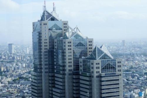 az- Grattacieli, Tokyo