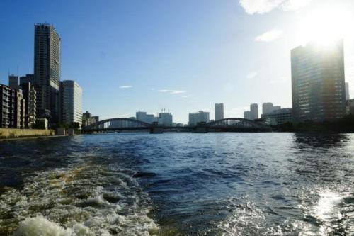 bd- Vista città di Tokyo