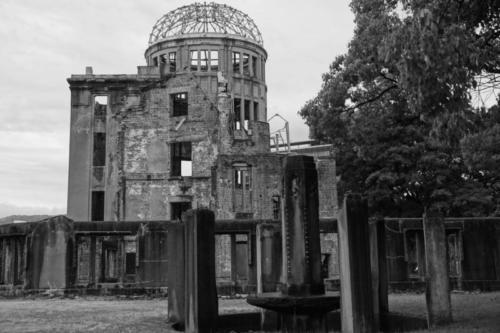 ex- A-Bomb Dome- Hiroshima