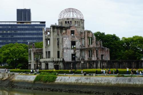 ey- A-Bomb Dome- Hiroshima
