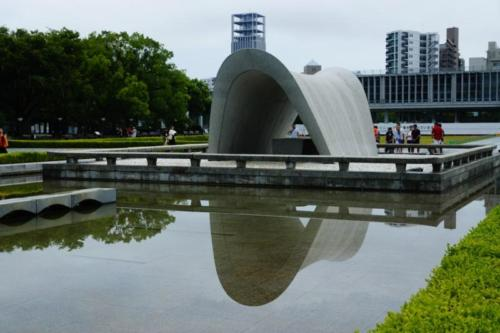fa- Giardini, museo della Pace- Hiroshima