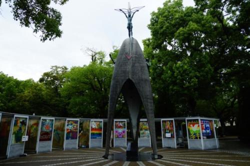 fd- Monumento della Pace dei Bambini (museo della Pace) Hiroshima