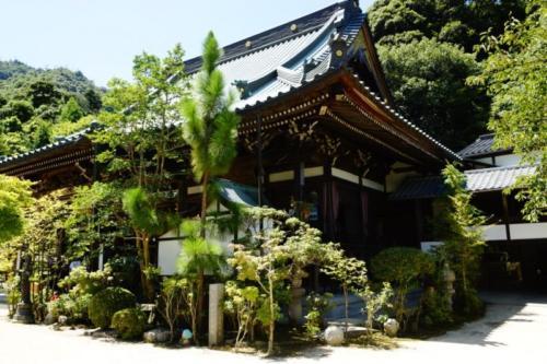 fs- Tempio Daiho-in, isola di Miyajima (Hiroshima)