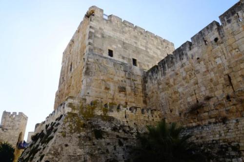 ae- Mura, città vecchia di Gerusalemme