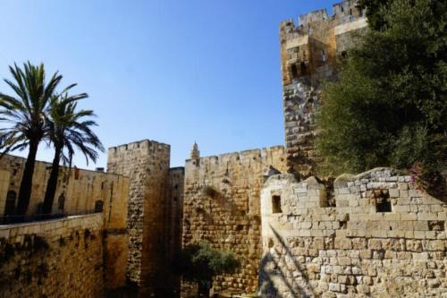 af- Mura, città vecchia di Gerusalemme