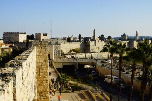 ah- Mura, città vecchia di Gerusalemme
