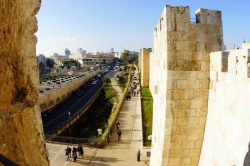 ai- Mura, città vecchia di Gerusalemme