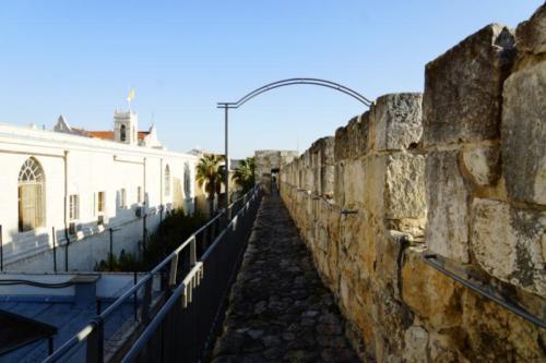 aj- Mura, città vecchia di Gerusalemme