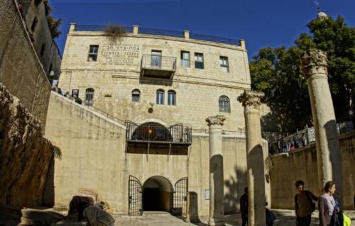 al- Città antica di Gerusalemme
