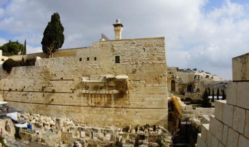 ao- Città vecchia di Gerusalemme