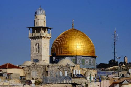 aq- Cupola della Roccia- Gerusalemme