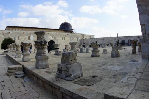 as- Spianata delle Moschee- Gerusalemme