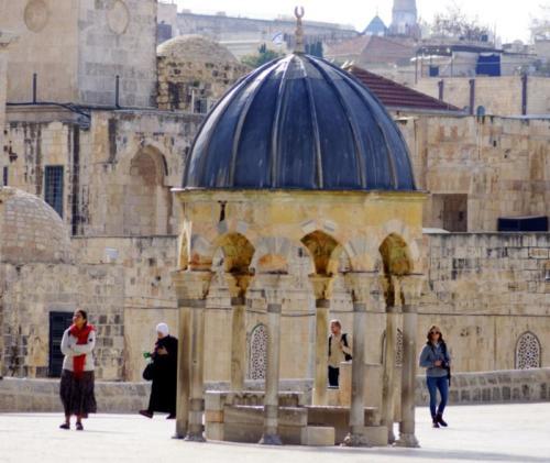 aw- Spianata delle Moschee- Gerusalemme
