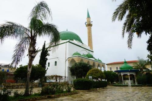 ec- Moschea di Al-Jazzar- Acri
