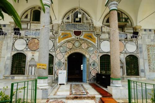 ed- Moschea di Al-Jazzar- Acri