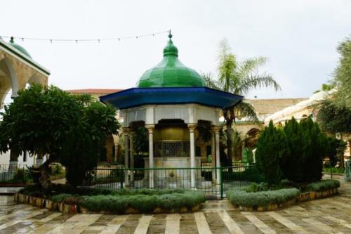 ef- Giardino, Moschea di Al-Jazzar-  Acri