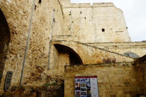 eh- Mura della Cittadella di Acri