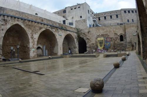ek- Mura della Cittadella di Acri