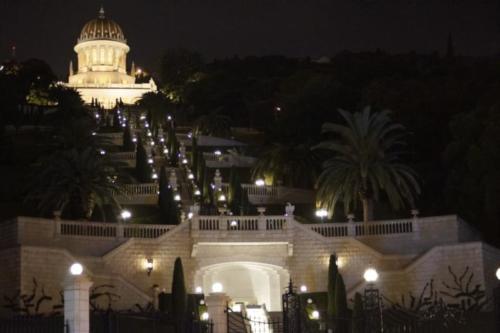 es- Santuario Bahai- Haifa