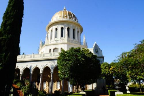ex- Mausoleo del Báb- Haifa