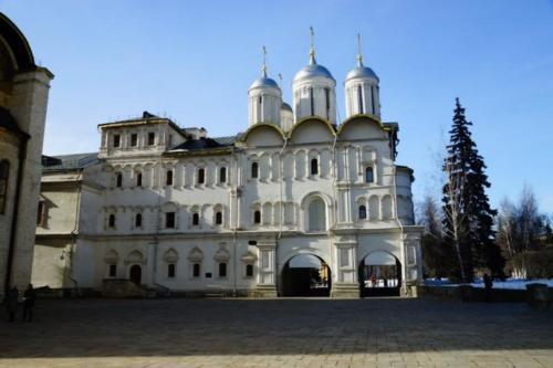 acd- Cremlino- Chiesa dei Dodici Apostoli-Piazza Delle Cattedrali