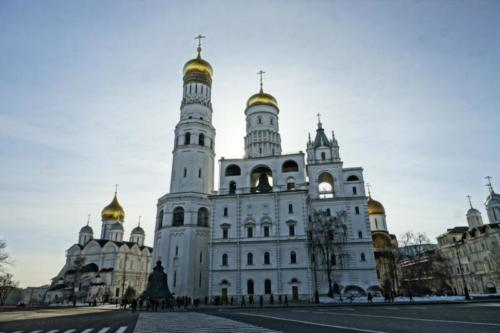 acf- Cremlino -Piazza Delle Cattedrali-.