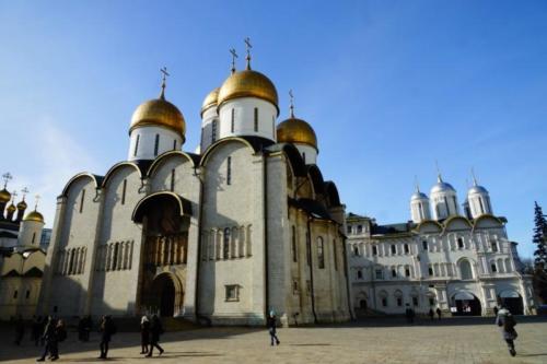 acg- Cremlino -Piazza delle Cattedrali