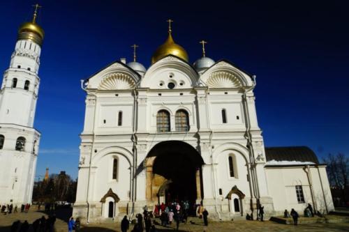 aci- Cremlino, Piazza delle Cattedrali