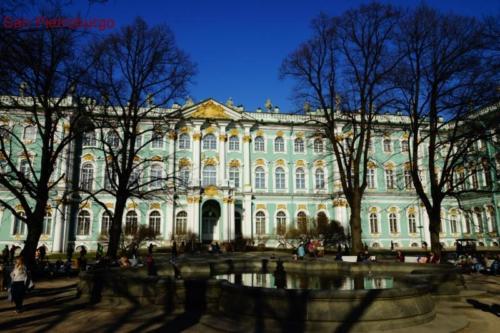 ba- Giardini, museo Ermitage