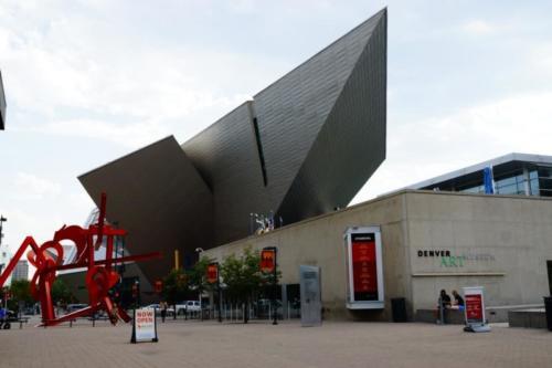 ak- Art Museum Denver (Colorado)