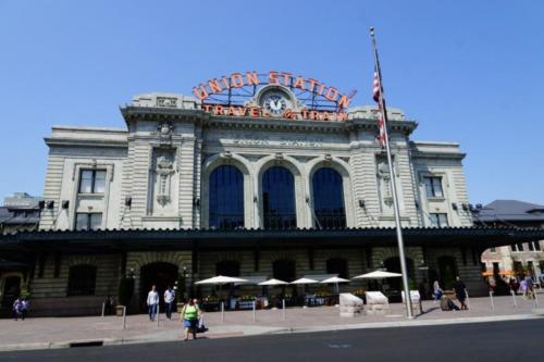 az- Union Station, Denver